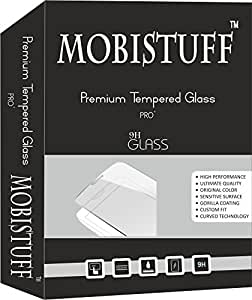 MOBISTUFF MOTO G4 PLUS Crystel Clear Tempered Glass/155