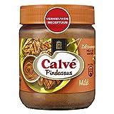 3 X Calvé Satesaus - Erdnußsoße - 350g