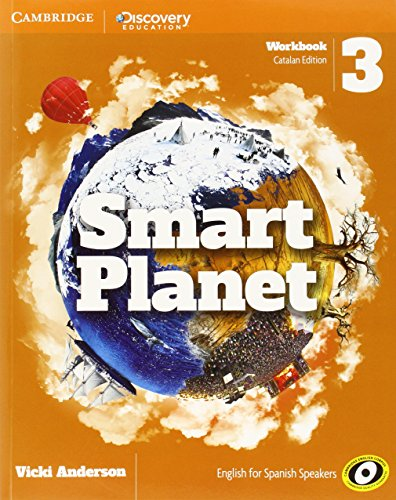 Smart Planet Level 3 Workbook Catalan - 9788490367773 por Vicky Anderson