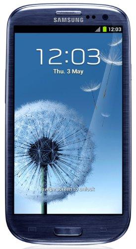 Foto Samsung GALAXY S III Smartphone, 16 GB, Blu [Francia]