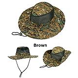 Hüte Hut Sonnenhut Wanderhut Anglerhut Gartenhut Campinghut für Damen, Herren und Kinder, für Outdoor Angeln Camping Wandern
