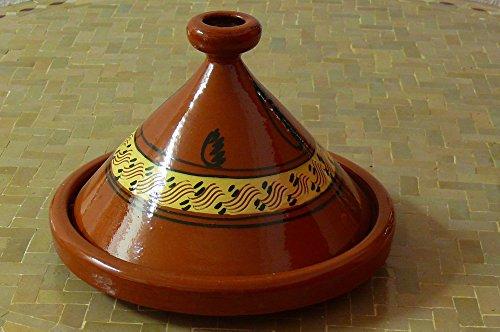 Marokkanische Tajine zum Kochen ø 40 cm für 6-8 Personen