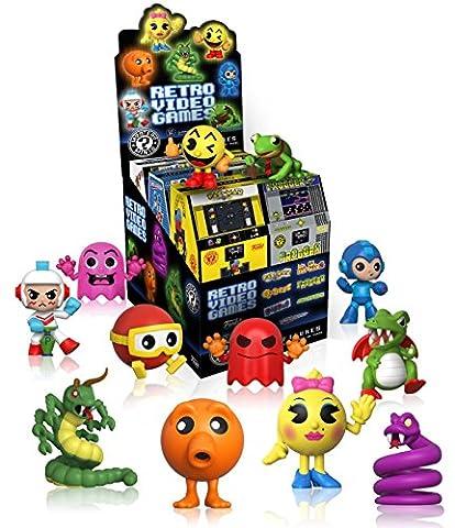 Funko - Mystery Mini Retro Games Series 1 - One Mystery Figure