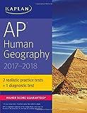 #3: AP Human Geography 2017-2018 (Kaplan Test Prep)
