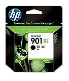 HP CC654AE Cartouche d'Encre Noir Grande Capacité Authentique