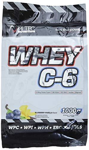 HI-TEC HT Whey C-6 Vanilla Blueberry, 1000 g