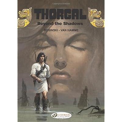 Thorgal - tome 3 Beyond the shadow (03)
