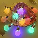 Lampadina LED 10/20led Perizoma luci natale batteria LED Fairy Light Party Decor lampada DC12V per Festival Decorazione per Esterni e Interni, Windows Home Camera Vasi batteria selbstversorger