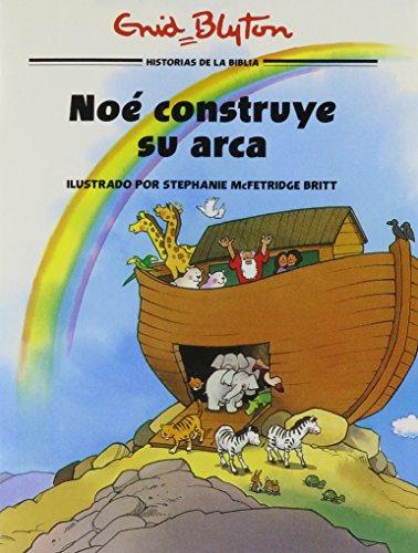 Noe constuye su arca