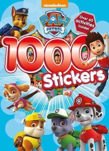 Preisvergleich Produktbild Nickelodeon PAW Patrol 1000 Stickers