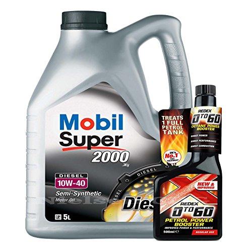 mobil-super-2000-x1-td-diesel-10w-40-engine-oil-5l-redex-petrol-0-to-60-octane-booster-500ml