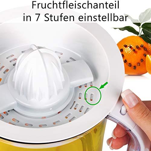 Elektrische Zitruspresse – 15 L – TZS First Austria kaufen  Bild 1*