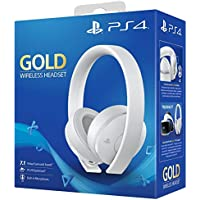 Sony - Auriculares Gold Inalámbricos, Color Blanco ...
