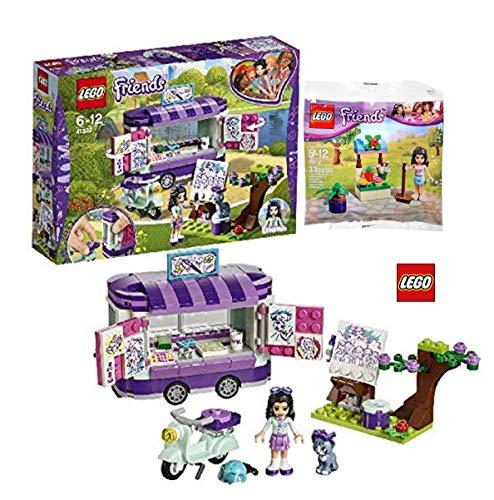 LEGO Friends 41332 - Cíóscopo Emma Ruedas Modelo