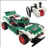 Brigamo302E - Track Turbo, RC Auto, Rennauto ferngesteuert, Bausteine, Ferngesteuertes Auto, inklusive Fernsteuerung - vergleichen Sie die Preise mit anderen bekannten Baustein RC Autos