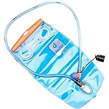 Deuter Trinkbeutel Streamer 3.0 l - Pack y bolsa de hidratación para ciclismo, color transparente, talla 42 x 21 x 1 cm