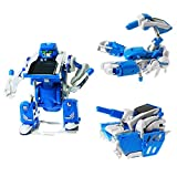 #8: Emob DIY 3 in 1 Solar Power Robot Creative Building Learning Educational Kits Toy For Children