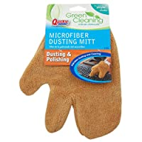 Quickie Green Cleaning Microfiber Dusting Mitt