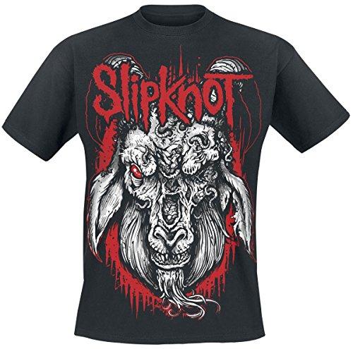 Slipknot Rotting Goat T-Shirt nero L
