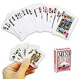 Mini carte da gioco - 54 carte di viaggio gioco, poker ...