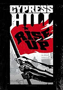 Cypress Hill - Rise Up - Posterflagge 100% Polyester - 75x110 cm