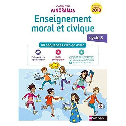 Enseignement moral et civique - Cycle 3 - 2019