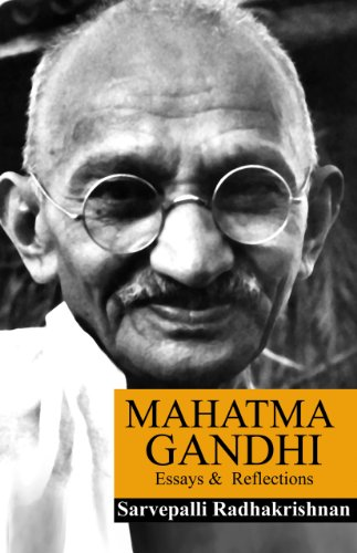 mahatma gandhi essays and reflections