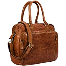 Cuoio Stilord it Vintage Amazon Di Borsa nSg0wxxzq
