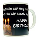 General Quote Gift Mug For Birthday with...