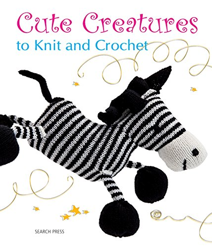 Cute Creatures to Knit and Crochet (Knitting) por Various
