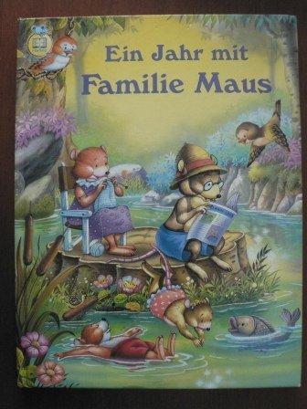 Alain Jost: Ein Jahr mit Familie Maus
