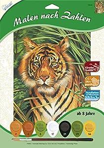 Mammut - Juego de Pinturas por números Tigger (A30PPNJ20)