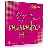 Joola Table Tennis Rubber Mambo H Black 2.0mm