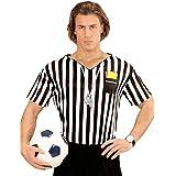 Camiseta de árbitro de fútbol niño 11-13 años (146/158)