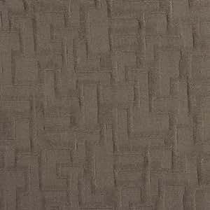 Caja surnappe décorative marron 130 x 130 cm