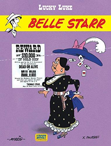 Lucky Luke - tome 34 - Belle Starr par Morris