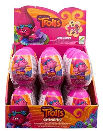 dreamworks-trolls-18-huevos-sorpresa-con-juguete-adhesivos-y-caramelos