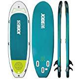Jobe SUPersized SUP Board 15.0 Inflatable Paddle Board Package 2018