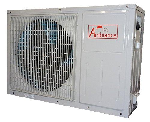 7,6 kW pompe à chaleur Ambiance 50 de l'air de l'eau