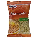 Dr. Oetker Mandeln gehobelt, 100 g