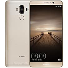 Huawei Mate 9 Dual-SIM 64GB/4GB RAM ohne Vertrag gold