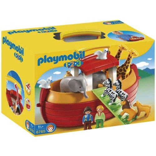 Image of Playmobil 6765 1.2.3 Noah's Ark