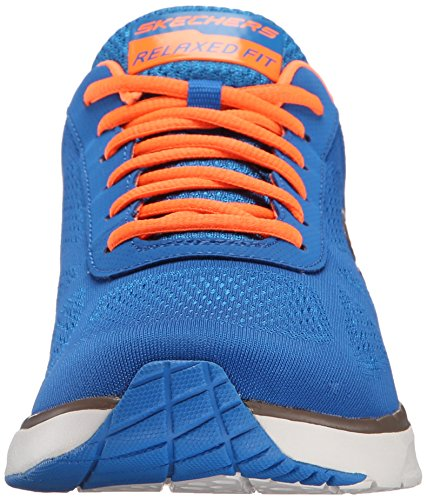 Skechers - Skech-air Infinity, Scarpe sportive outdoor Uomo Royal/Orange