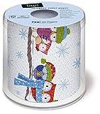 Toilettenpapier Rolle bedruckt such a cold - Vögel in Kälte