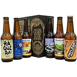 Six Pack Dougalls   Cerveza Artesana fresca desde Cantabria a tu nevera   Cervezas Dougall's
