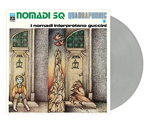 I Nomadi Interpretano Guccini (Vinile Colorato 180 Gr. Limited Edt.)