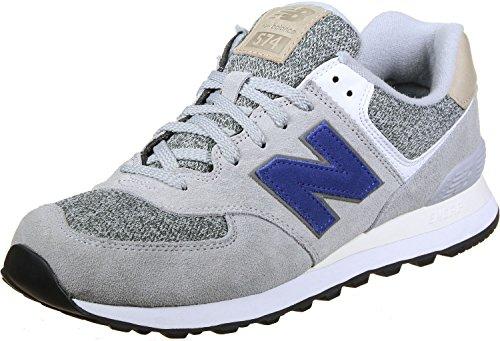 Los Ml574 Azules Zapatos De De Grises Equilibrio Moda Masculina Nuevo pnqqZ68rt