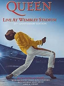 Live At Wembley Stadium - Edition 25ème Anniversaire (2 DVD + 2 CD) [Édition Spéciale 25ème Anniversaire]
