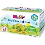 HiPP Organic Fennel Tea for Babies 20 x Teabags