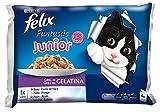 Purina Felix Fantastic Junior 4x100g